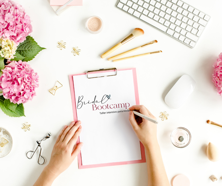 Bridal Bootcamp organiza tu boda en 3 días